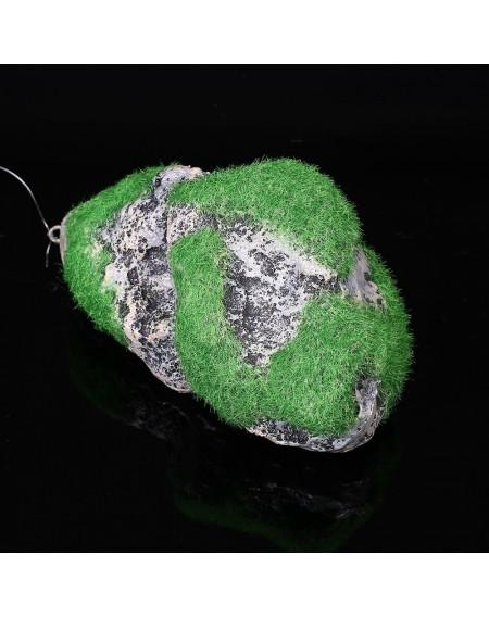 Artificial Floating Rock Aquarium Suspended Landscape Stone Pumice Fish Tank Decor