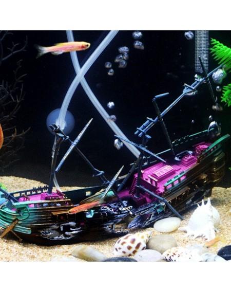 Artificial Aquarium Plants Fish Tank Decorations Plastic Aquarium Plants 10 PCS