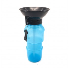 Auto DogMug Puppy Travel Sport Outdoor Free Feeding Bottle