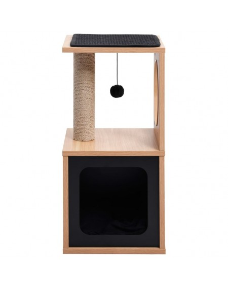 Cat scratching post with sisal scratching mat 60 cm
