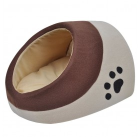 Warm Fleece Katzenhöhle L