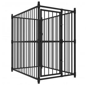 Outdoor kennel 150x100x150 cm
