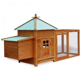 Henhouse for outdoor use
