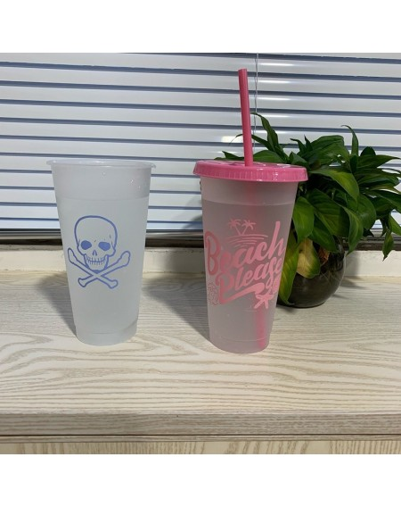 New products of daily necessities factory direct sales can be customized ins environmental protection PP thermo plastic color cup A