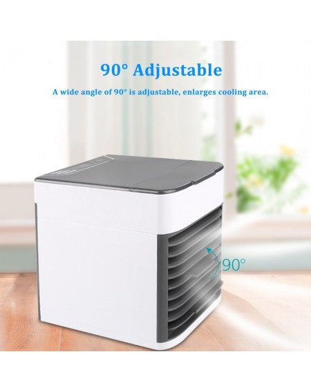 Personial Mini Air-Conditioning Fan USB Ultra Compact Portable Evaporative Air Cooler Conditioner For Home Office Summer