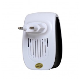 Ultrasonic Electronic Pest Repeller with Night Light Insect Mosquito Killer Bug Zapper Non-toxic Safe Home Mosquito Repellent for Mice Mosquitoes Ants Spiders Cockroaches Repelling