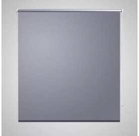 Roller shutter curtain 80 x 230 cm Grey