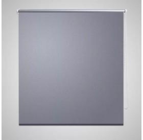 Blackout blind Verdunklungsrollo 140 x 230 cm gray