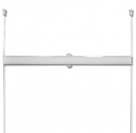 Pleated Blinds Plisse White Curtain 90x200cm