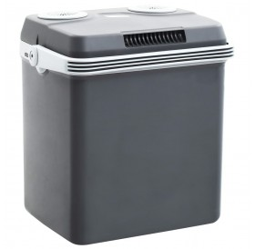 Portable thermoelectric cooler 32 L 12V 230V A ++