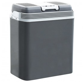 Portable thermoelectric cooler 24 L 12V 230V A +++