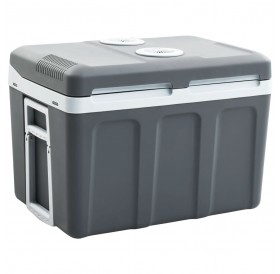 Portable thermoelectric cooler 45 L 12V 230V A ++